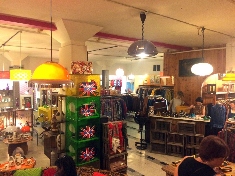 pop boutique vintage shop manchester