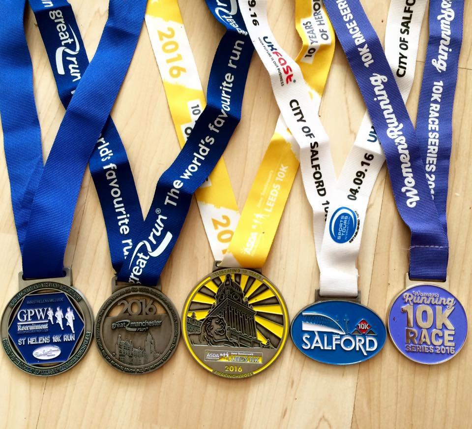 What I've Learned From Running Five 10ks in Six Months