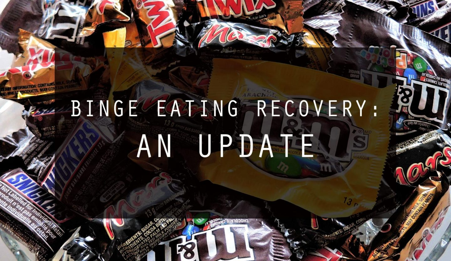 binge eating disorder recovery